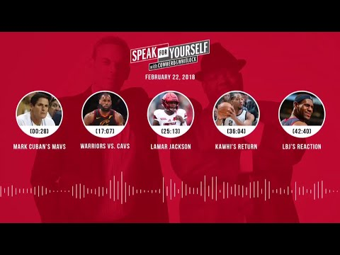 SPEAK FOR YOURSELF Audio Podcast (2.22.18) with Colin Cowherd, Jason Whitlock | SPEAK FOR YOURSELF