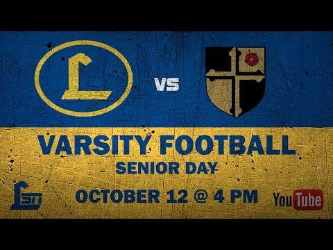 Loyola Blakefield Varsity Football v. The Avalon School