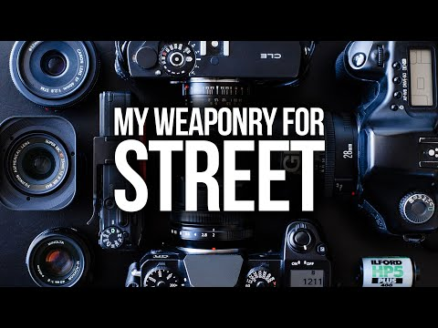 MY WEAPONRY FOR STREET & Channel Updates!