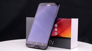 Краткий обзор на  ASUS ZenFone Go TV 16GB