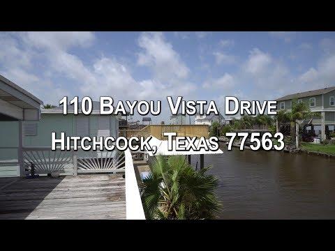 110 Bayou Vista Dr, Hitchcock, TX 77563