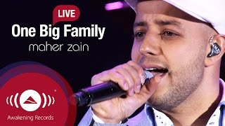 Maher Zain - One Big Family | Awakening Live At The London Apollo