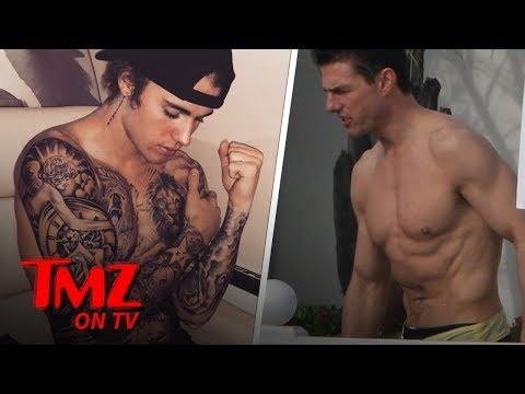 None - Justin Bieber Just Kidding About Tom Cruise Fight