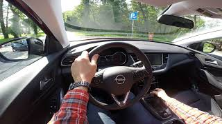 Opel Grandland X First World Test