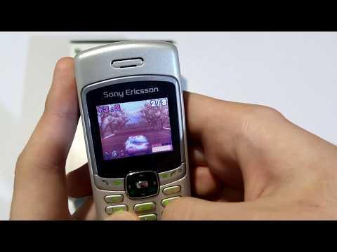 Sony Ericsson T230 (2003) — ретро обзор