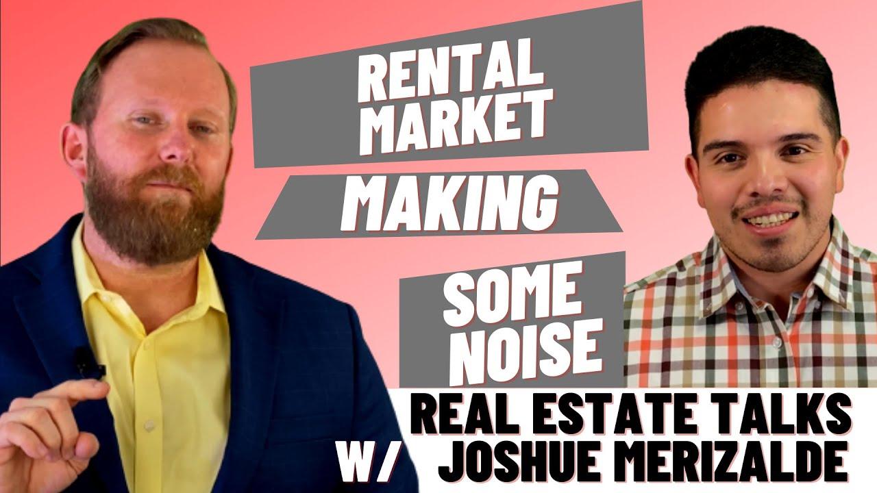 TROUBLING TREND | RENTING - The Future of Real Estate!??? | Jared Jones with Joshue Merizalde