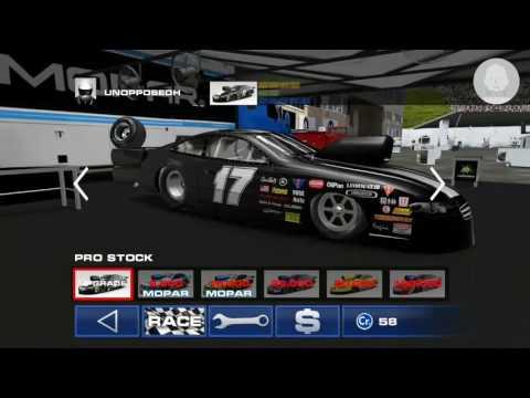 Drag N Brag เกมส์แข่งรถแดร็ก แข่งรถทางตรง ภาพสวย