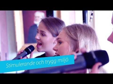 Växjö Katedralskola Estetiska programmet kort