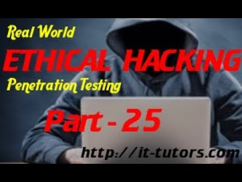 Real World Hacking Penetration Testing Part-25 (Browser Exploitation with BeEF)