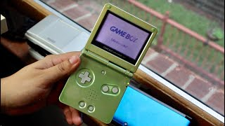 GameBoy Advance SP Revisited In 2018!