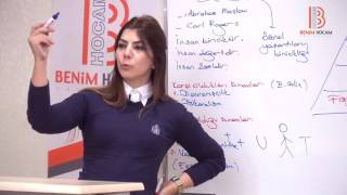 26) Benlik Gelişimi - Gelişim Psikolojisi Dersi - Ayşegül Aldemir (2017)