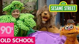 Sesame Street: A Song About Broccoli! | #ThrowbackThursdays