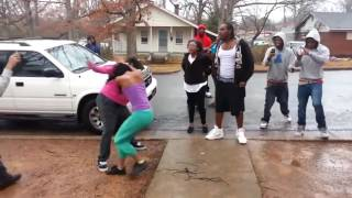 Very Brutal Women Fight Gone Wrong