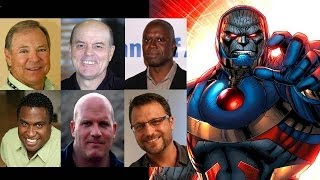 Comparing The Voices - Darkseid
