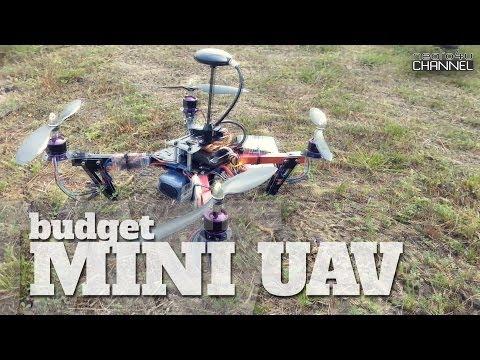 Nameless RC Malaysia : Episode 1 - Budget Mini UAV