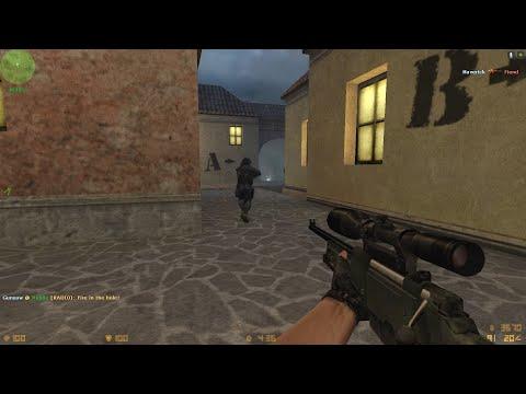 Condition Zero Tour Of Duty Rebalanced (v1.5) Gameplay