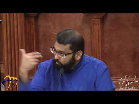 Seerah pt 62 - The Treaty of Hudaybiyyah - Yasir Qadhi - 2013-09-04