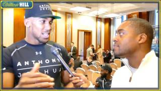 ANTHONY JOSHUA: Answers Charges of DRUG DEALING & STEROID USE! leveled by Dillian Whyte