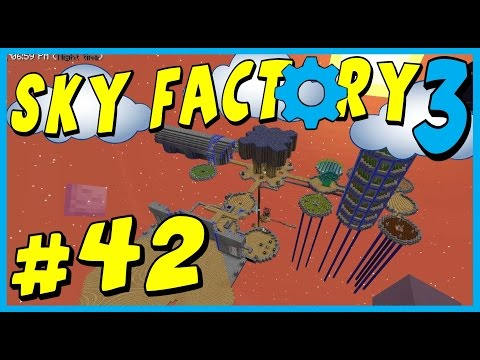 Data Play's - Sky Factory 3 - #42 - I BELIEVE I CAN FLY!