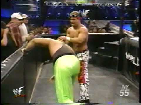 Brian Christopher vs. D'Lo Brown [2001-01-06]