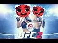 Massive hits! UFC 2