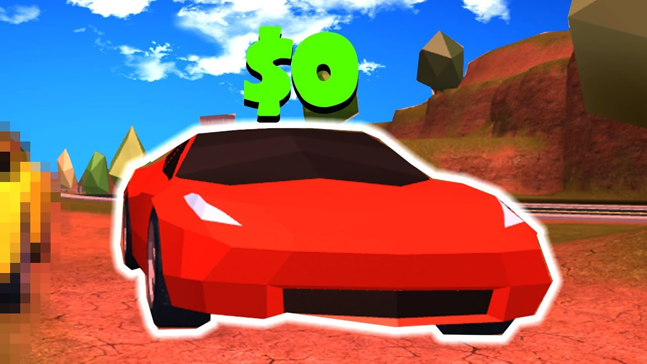 How Much Is The Super Ferrari Worth Roblox Jailbreak Youtube