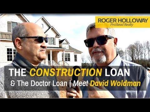 What Is A CP Construction Loan - Meet David Woldman Charlotte NC