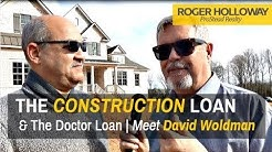 What Is A CP Construction Loan - Meet David Woldman Charlotte NC