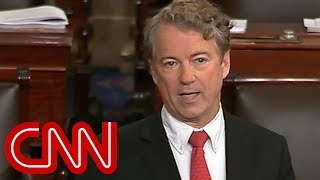 Rand Paul calls GOP colleagues hypocrites