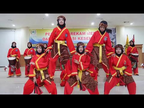 DPC PORMIKI Kediri - Pembukaan Seminar Rampak Kendang & Silat