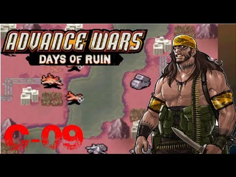 advance wars days of ruin chapter 9 the beast s youtube