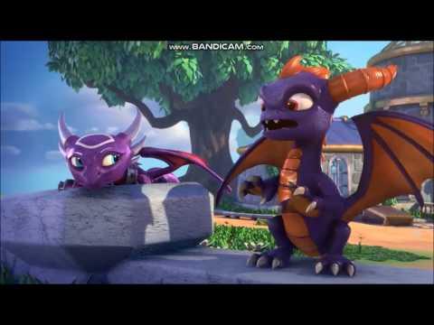 Monsters SPOILERS FOR SKYLANDER ACADEMY SEASON 2