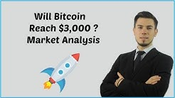 Will Bitcoin Reach $3,000 ? Market Analysis
