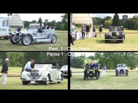 2015 Part.2 Annual Concours RREC Rolls-Royce Enthusiasts' Club