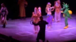 "Peter Maffay ft. Uwe Ochsenknecht - ""Die Kameliendame"" - Tabaluga - München 18.11.2012"