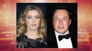 Just how serious are Amber Heard and Elon Musk getting?