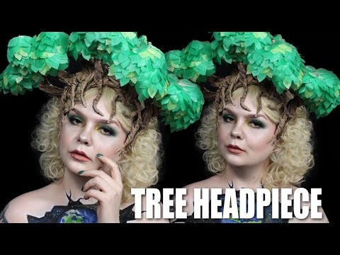 Mother Earth Headpiece Tutorial | ItsGottaBeSarahC