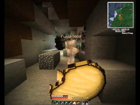 """Смотреть прохождение игры [Coop & Friends] Minecraft 1.3.1. Серия 6: """"В поисках приключений :)""""."""