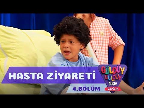 Güldüy Güldüy Show Çocuk 4. Bölüm, Hasta Ziyareti
