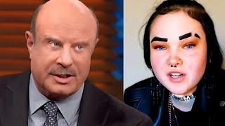 Dr Phil Roasts Out Of Control Teen And Her Whole Family