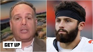 Baker Mayfield's skill set is replaceable, I wouldn't give him a massive deal - Mike Tannebaum