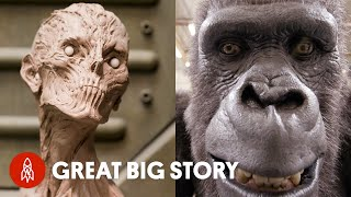 Stories About the Actors and Artists Who Make Movies Scary