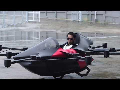 Mega Factory for Flying Cars