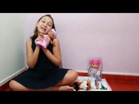 132275217c ENCERRADO!! Sorteio Baby Alive Naninha! - YouTube