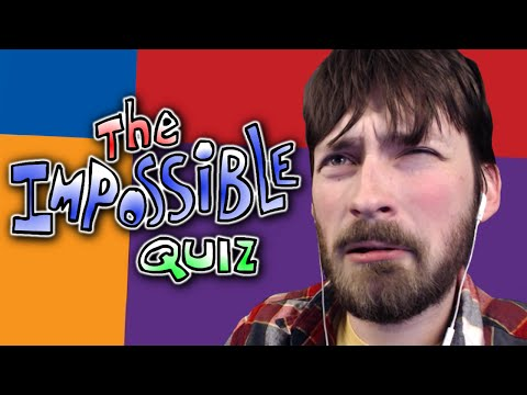 BEAN BOOZLED CHALLENGE - The Impossible Quiz