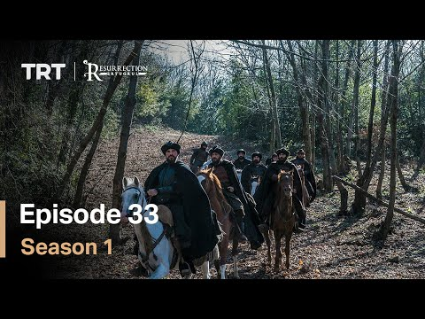 Resurrection Ertugrul Season 1 Episode 33 with English