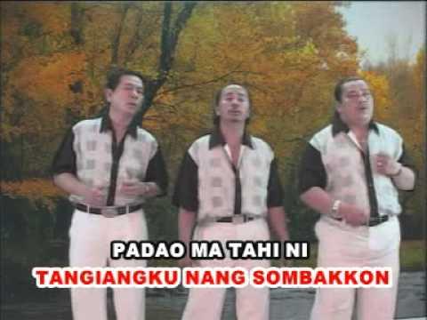 Lagu rohani batak terbaru-Sanada Trio- MARTANGIANG