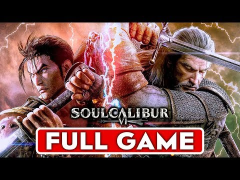 SOUL CALIBUR 6 Story Mode Gameplay Walkthrough Part 1 Soul Chronicle FULL GAME - No Commentary