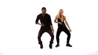 How to Do the African Dance Move Azonto | Sexy Dance Moves