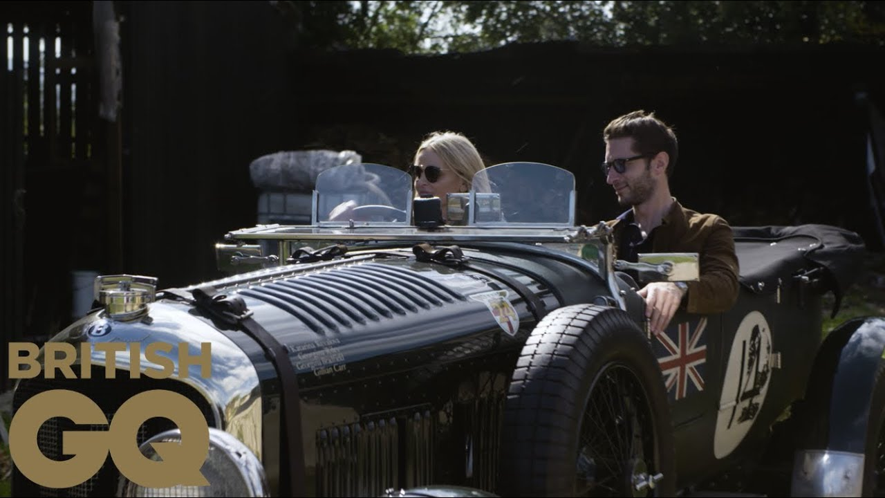 Generation B: Meet the maverick's building on Bentley taste for adventure | British GQ & Bentley